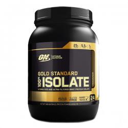 100% Isolate Gold Standard 1,6 Lb (744g) [Optimum Nutrition]