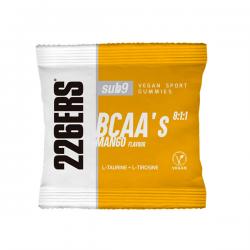 BCAAs Sub9 8:1:1 Vegan Sport Gummies - 60g [226ERS]