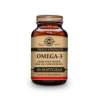 Omega 3 - 50 Softgels [Solgar]