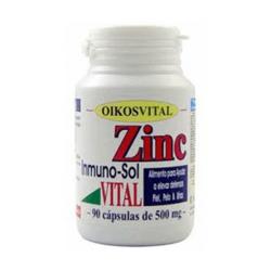 Zinc Vital - 90 cápsulas [OikosVital]