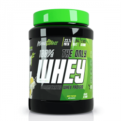 The Only Whey - 1kg [Menú Fitness]
