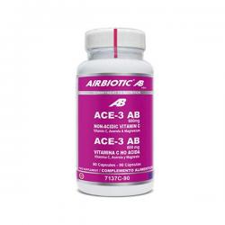 ACE-3 AB 600mg - 90 cápsulas [Airbiotic AB]