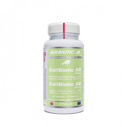 CollBioticAB 500mg - 30 cápsulas [Airbiotic AB]