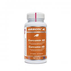 Curcuma AB 10000mg - 30 cápsulas [Airbiotic AB]