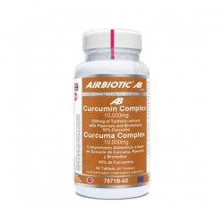 Curcuma AB 10000mg - 60 cápsulas