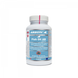 Fish Oil AB 1200mg - 60 cápsulas [Airbiotic AB]