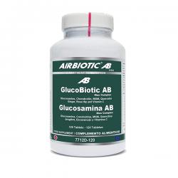 GlucoBiotic AB Max Complex - 120 cápsulas [Airbiotic AB]