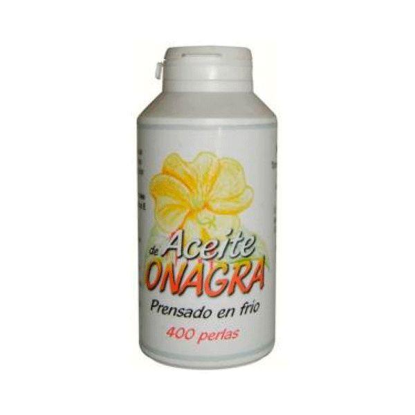 Aceite de Onagra - 400 Perlas
