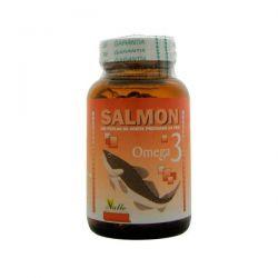 Aceite de Salmón - 100 Softgels [El Valle]