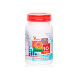 Coenzima Q10 - 60 Cápsulas [El Valle]