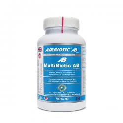 MultiBiotic AB Complex - 90 cápsulas [Airbiotic AB]