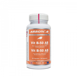 Vit B-50 AB Complex - 30 cápsulas [Airbiotic AB]