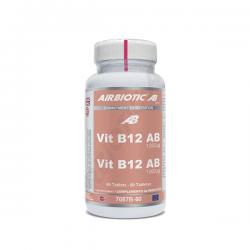 Vit B12 AB 1000mcg - 60 cápsulas [Airbiotic AB]