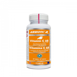 Vitamina C AB Complex 1000mg - 60 cápsulas