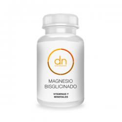 Magnesio Bisglicinado - 60 Cápsulas [dn DirectNutrition]
