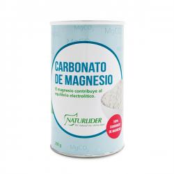 Carbonato de Magnesio - 200g [Naturlider]