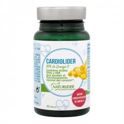 Cardiolider - 30 softgels [Naturlider]