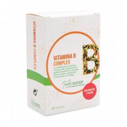 Vitamina B Complex - 60 cápsulas [Naturlider]