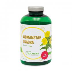 Womanstar Onagra - 400 softgels [Naturlider]