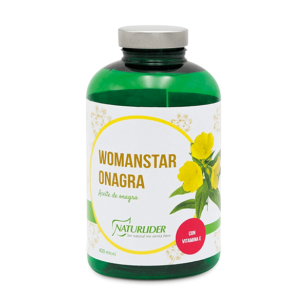 Womanstar Onagra - 400 softgels [Naturlider]