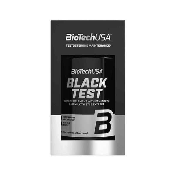 Black Test - 90 cápsulas [BiotechUSA]