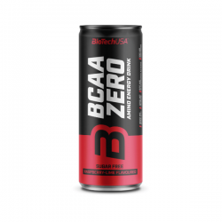 BCAA Zero Energy Drink - 330ml [BiotechUSA]