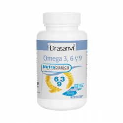 Omega 3-6-9 - 24 softgels