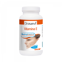 Vitamina E - 90 softgels [Drasanvi]