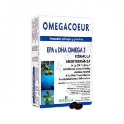 Omegacoeur - 60 Cápsulas [Holistica]
