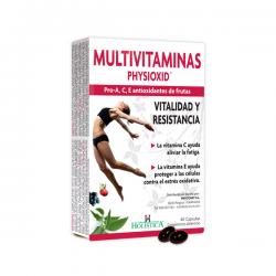 Multivitaminas Physioxid - 40 Cápsulas [Holistica]
