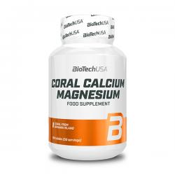 Calcio Coral + Magnesio - 100 tabletas
