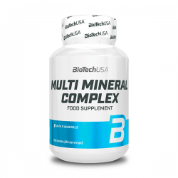 Multimineral Complex - 100 Tabletas