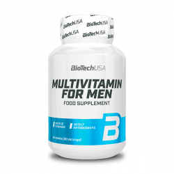Multivitamin for Men - 60 Tabletas