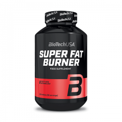 Super Fat Burner - 120 Tabletas