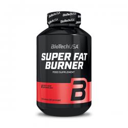 Super Fat Burner - 120 Tabletas