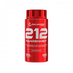 212 Fahrenheit - 60 cápsulas [Galvanize Chrome]