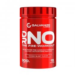 Dr. NO the pre-workout - 300g [Galvanize Chrome]
