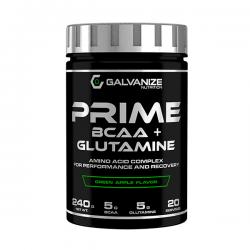 Prime BCAA+Glutamine - 240g [Galvanize Nutrition]