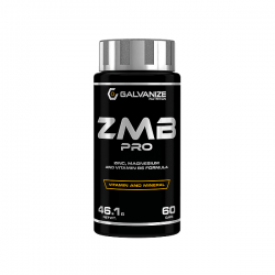 ZMB Pro - 60 cápsulas [Galvanize Nutrition]