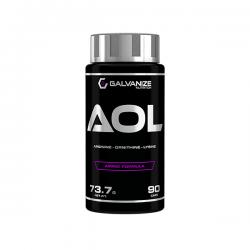 AOL (Arginina, Ornitina y Lisina) - 90 cápsulas [Galvanize Nutrition]