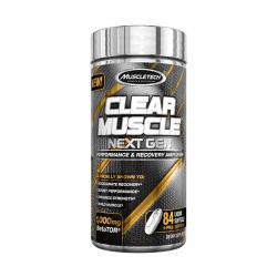 Clear Muscle Next Gen - 84 softgels [Muscletech]