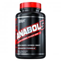 Anabol 5 Black - 120 liquidcaps