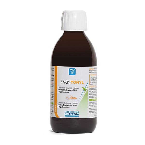 Ergytonyl - 250ml [Nutergia]