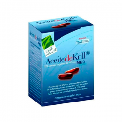 Krill oil nko 500mg - 120 capsules