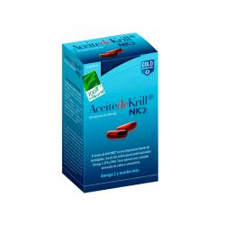 Krill oil nko 500mg - 80 capsules