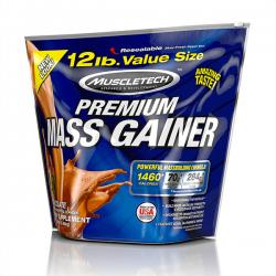 100% Premium Mass Gainer - 5.44 kg