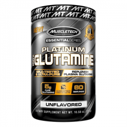 Glutamina Platinum - 300 g