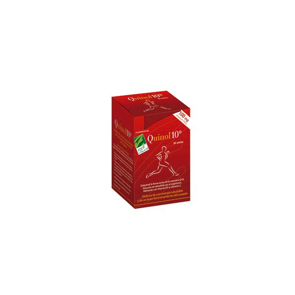 Quinol10 100mg - 60 Softgels [100%Natural]