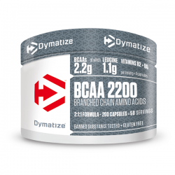 BCAA Complex 2200 - 200 Cápsulas