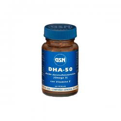 DHA-50 - 60 Softgels [GSN]